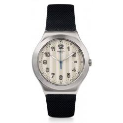 Comprare Orologio Swatch Uomo Irony Big Classic Côtes Silver YWS437