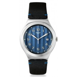 Orologio Swatch Uomo Irony Big Classic Côtes Blues YWS438