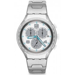Orologio Swatch Uomo Irony Xlite Pure Attack YYS4024AG Cronografo