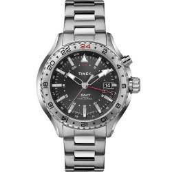 Comprare Orologio Timex Uomo Intelligent Quartz GMT T2P424