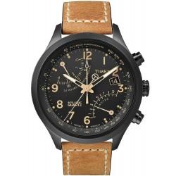 Comprare Orologio Timex Uomo Intelligent Quartz Fly-Back Chronograph T2N700