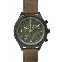Orologio Timex Uomo Intelligent Quartz Fly-Back Chronograph T2P381