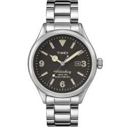 Orologio Timex Uomo The Waterbury Date Quartz TW2P75100