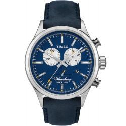 Comprare Orologio Timex Uomo The Waterbury Chronograph Quartz TW2P75400