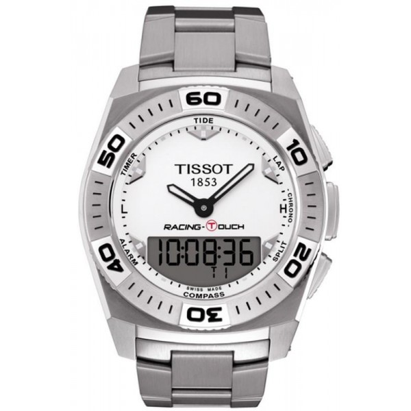 Comprare Orologio Uomo Tissot Racing-Touch T0025201103100