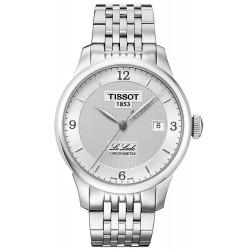 Orologio Uomo Tissot T-Classic Le Locle Automatic COSC T0064081103700