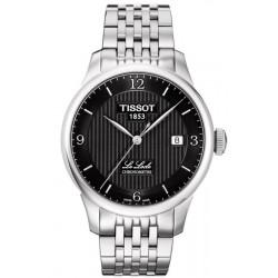 Orologio Uomo Tissot T-Classic Le Locle Automatic COSC T0064081105700