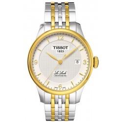 Orologio Uomo Tissot T-Classic Le Locle Automatic COSC T0064082203700