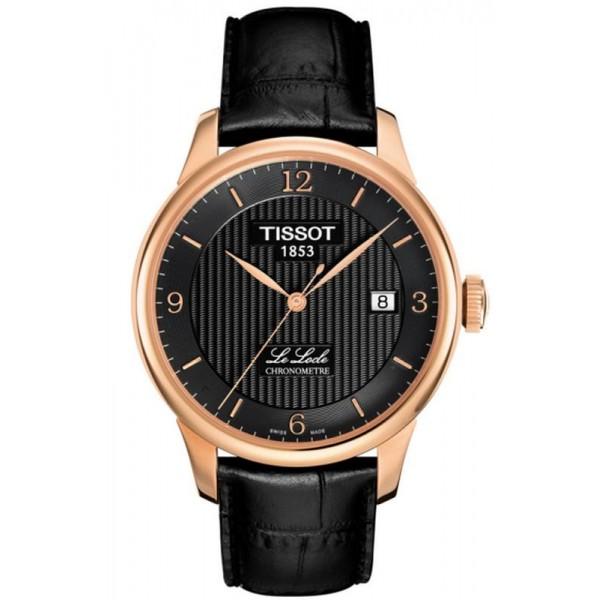 Comprare Orologio Uomo Tissot T-Classic Le Locle Automatic COSC T0064083605700
