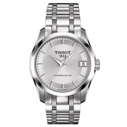 Comprare Orologio Donna Tissot T-Classic Couturier Powermatic 80 T0352071103100