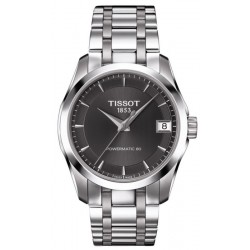 Comprare Orologio Donna Tissot T-Classic Couturier Powermatic 80 T0352071106100