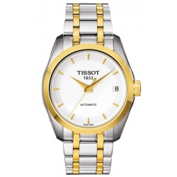 Orologio Donna Tissot T-Classic Couturier Automatic T0352072201100