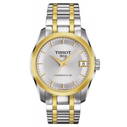 Orologio Donna Tissot T-Classic Couturier Powermatic 80 T0352072203100