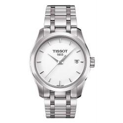Orologio Donna Tissot T-Classic Couturier Quartz T0352101101100