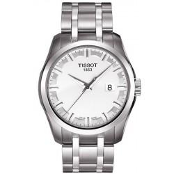 Orologio Uomo Tissot T-Classic Couturier Quartz T0354101103100
