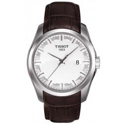 Orologio Uomo Tissot T-Classic Couturier Quartz T0354101603100