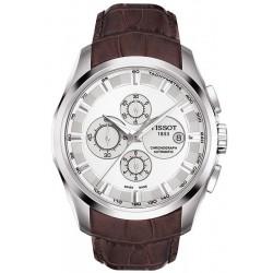 Orologio Uomo Tissot Couturier Automatic Chronograph T0356271603100