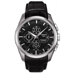 Orologio Uomo Tissot Couturier Automatic Chronograph T0356271605100