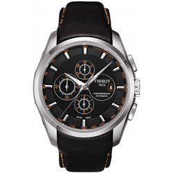 Orologio Uomo Tissot Couturier Automatic Chronograph T0356271605101