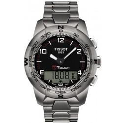 Orologio Uomo Tissot T-Touch II Titanium T0474204405700