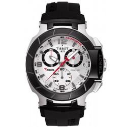 Orologio Uomo Tissot T-Sport T-Race Chronograph T0484172703700