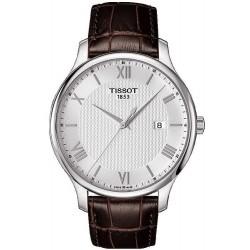 Orologio Uomo Tissot T-Classic Tradition Quartz T0636101603800