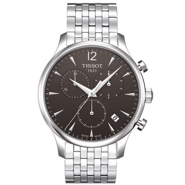 Comprare Orologio Uomo Tissot T-Classic Tradition Chronograph T0636171106700