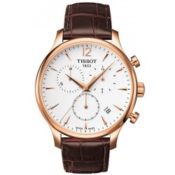 Orologio Uomo Tissot T-Classic Tradition Chronograph T0636173603700