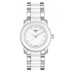 Orologio Donna Tissot T-Lady Cera T0642102201100 Quartz
