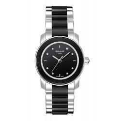 Orologio Donna Tissot T-Lady Cera T0642102205600 Quartz