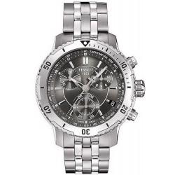 Orologio Uomo Tissot T-Sport PRS 200 T0674171105100 Cronografo