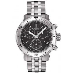 Orologio Uomo Tissot T-Sport PRS 200 T0674171105101 Cronografo