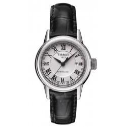 Comprare Orologio Donna Tissot T-Classic Carson Automatic T0852071601300