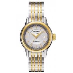 Orologio Donna Tissot T-Classic Carson Automatic T0852072201100