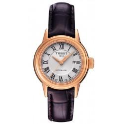 Orologio Donna Tissot T-Classic Carson Automatic T0852073601300