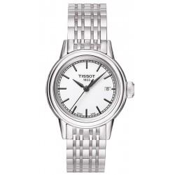 Comprare Orologio Donna Tissot T-Classic Carson Quartz T0852101101100