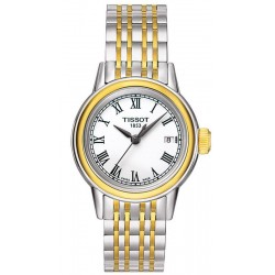 Orologio Donna Tissot T-Classic Carson Quartz T0852102201300
