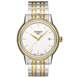 Orologio Uomo Tissot T-Classic Carson Quartz T0854102201100