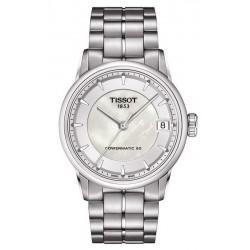 Orologio Donna Tissot Luxury Powermatic 80 T0862071111100