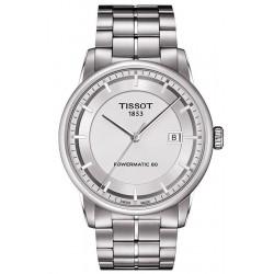 Orologio Uomo Tissot T-Classic Luxury Powermatic 80 T0864071103100