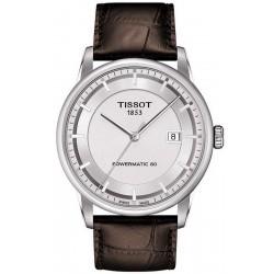 Orologio Uomo Tissot T-Classic Luxury Powermatic 80 T0864071603100