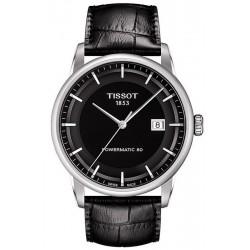 Orologio Uomo Tissot T-Classic Luxury Powermatic 80 T0864071605100