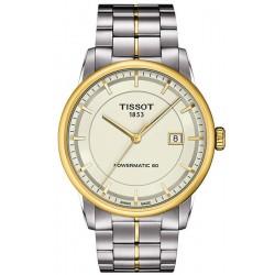 Orologio Uomo Tissot T-Classic Luxury Powermatic 80 T0864072226100