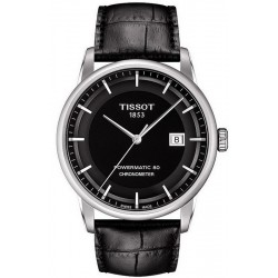 Orologio Uomo Tissot Luxury Powermatic 80 COSC T0864081605100