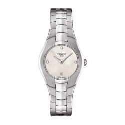 Orologio Donna Tissot T-Lady T-Round T0960091111600 Quartz