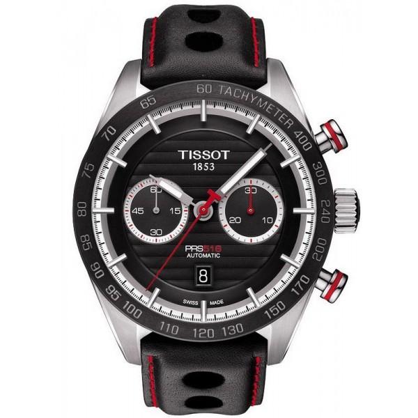 Comprare Orologio Uomo Tissot PRS 516 Automatic Chronograph T1004271605100