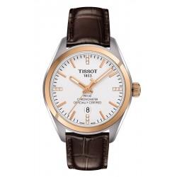 Orologio Donna Tissot PR 100 COSC Quartz T1012512603600