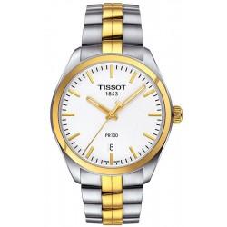 Orologio Uomo Tissot T-Classic PR 100 Quartz T1014102203100