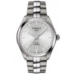 Orologio Uomo Tissot T-Classic PR 100 Titanium Quartz T1014104403100