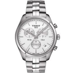Orologio Uomo Tissot T-Classic PR 100 Chronograph T1014171103100